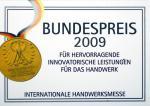 Logo Bundespreis 2009