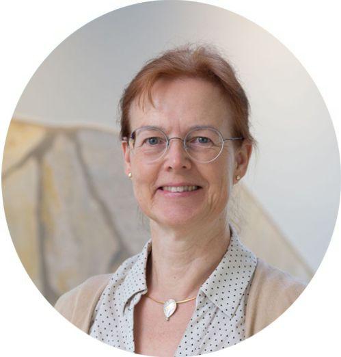 Graveurin Sybille Gleim-Eckardt